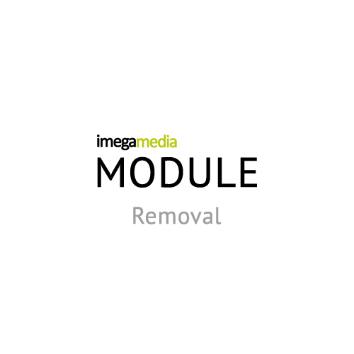 module-removal